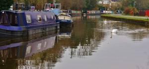 Mooring of Boats at Crossflatts