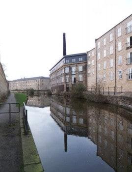 Leeds Liverpool Canal – Britannia Wharf