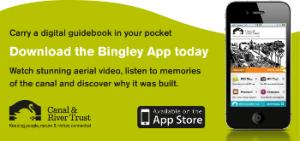 Canal & River Trust Bingley App
