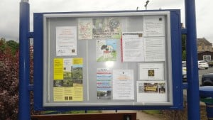 Bingley Notice Board