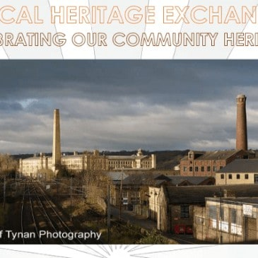 Local Heritage Exchange – Bingley to Shipley Walk [04/07/2015]