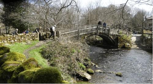 Pack Horse Bridge - Harden Beck in Bingley
