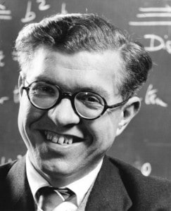 Fred Hoyle in the 50's