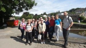 Bingley WaW - August 2015 - Sunday walk