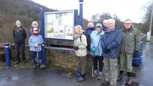 Bingley WaW - January 2016 - Sunday walk