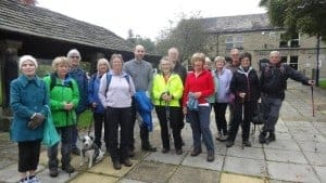 Bingley WaW - October 2015 - Sunday walk