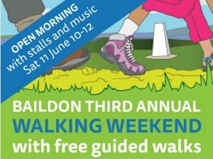 Baildon Walking Weekend Festival 2016