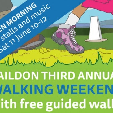 "Baildon Third Annual Walking Weekend and the new ""Bingley Loop"" [11/06/2016]"