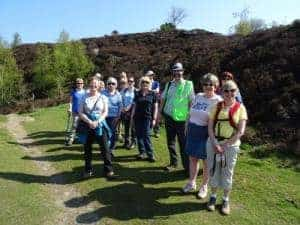Bingley WaW - May 2016 - Sunday walk