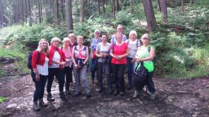Bingley WaW - June 2016 - Sunday walk