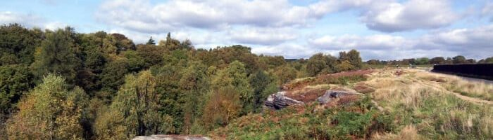 Shipley Glen, Baildon Moor by Cedric Farineau