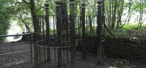 Iron Kissing Gate