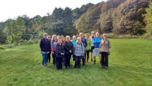 Bingley WaW - October 2016 - Sunday walk