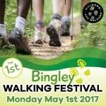Bingley Walking Festival Logo