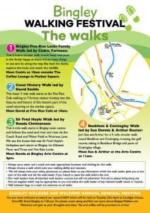Leaflet 2 - Bingley Walking Festival