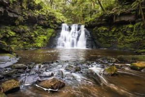 Goit Stock Waterfall by GHZ Photography