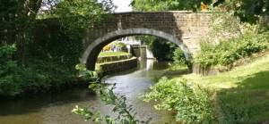 Dowley Gap Canal Bridge