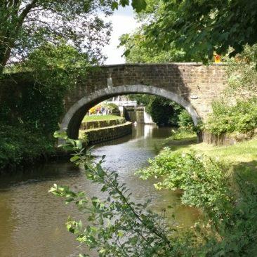 Dowley Gap Canal Bridge