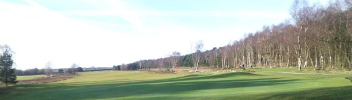 Golf Course in Bingley St Ives