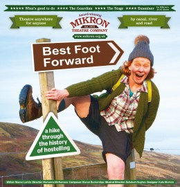 'Best Foot Forward' – A play by Mikron Theatre Co. [28/09/2017]