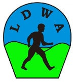 Long Distance Walkers Association Logo