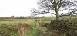 Tewitt Lane in Eldwick near Bingley