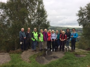 Bingley WaW - September 2017 - Sunday walk