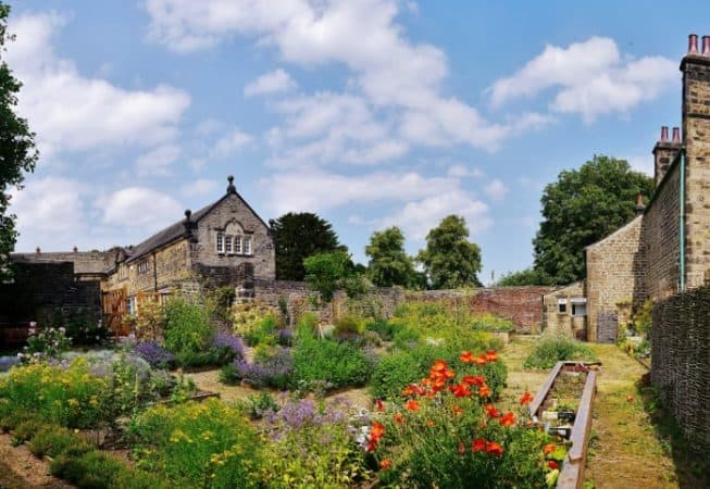 Learn all about the Herb Garden and more at St Ives