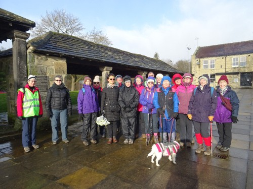 Bingley WaW - February 2018 - Sunday walk