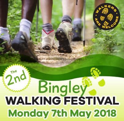 Bingley Walking Festival 2018