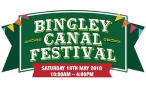 Bingley Canal Festival Small Banner