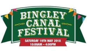 Bingley Canal Festival Small Banner
