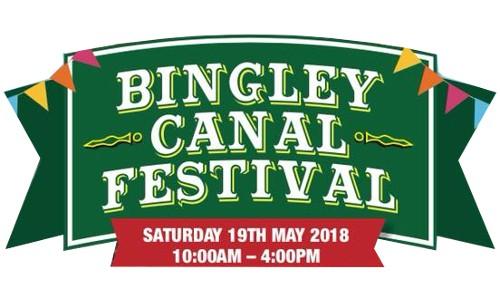 Bingley Canal Festival 2018