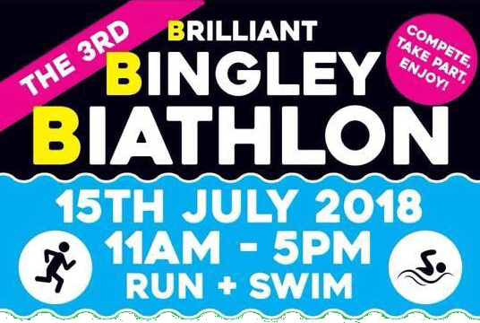 Bingley Biathlon – A Brilliant Third Edition! [15/07/2018]