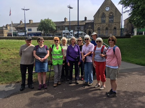 Bingley WaW - June 2018 - Sunday walk