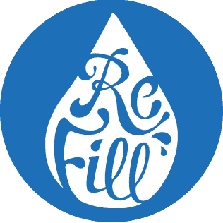 Refill your Water Bottle with an App