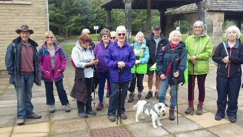 Bingley WaW - September 2018 - Sunday walk