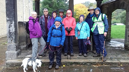 Bingley WaW - October 2018 - Sunday walk