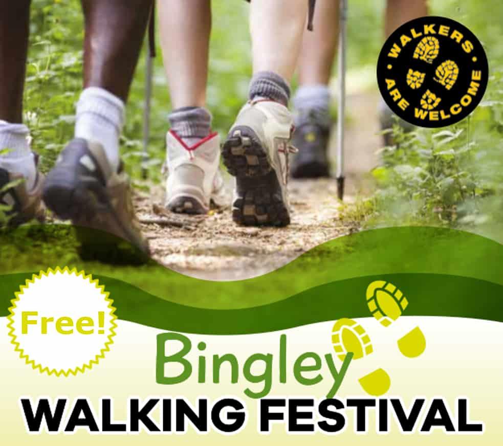 Bingley Walking Festival 2019