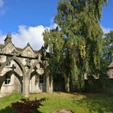 Cloister in St Ives Estate Bingley