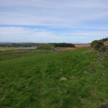Graincliffe Reservoir on Bingley Moor