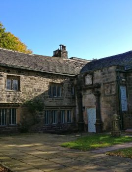Oldest Building in St-Ives Estate Bingley