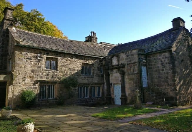 Manor House is one of the oldest buildings at Bingley St Ives Estate