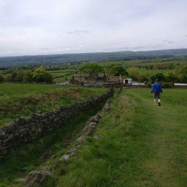 Towards Dick Hudsons on Bingley moor