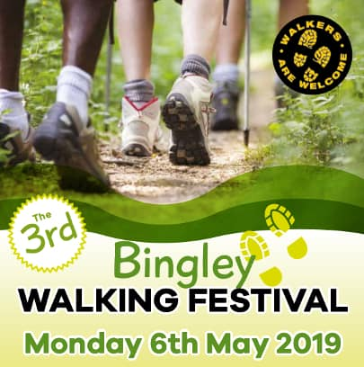 Bingley Walking Festival 2019