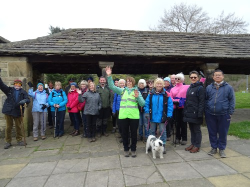Bingley WaW - April 2019 - Sunday walk