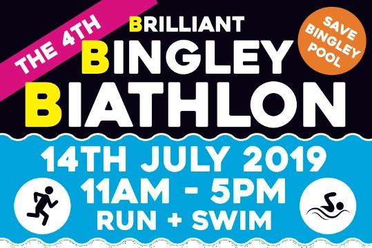 Bingley Biathlon – A Brilliant Fourth Edition! [14/07/2019]