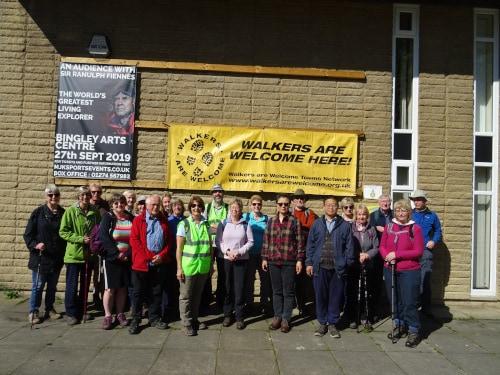 Bingley WaW - May 2019 - Sunday walk