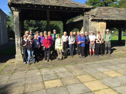 Bingley WaW - September 2019 - Sunday walk
