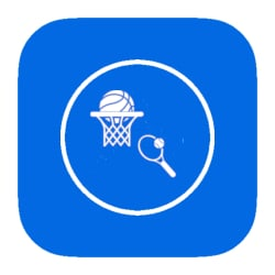 Icon Basketball & Tennis